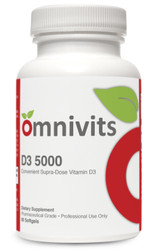 Vitamin D 5000  Convenient Supra Dose Vitamin D3