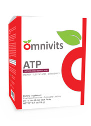 ATP natural mixed berry flavor energy drink