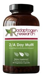 multi - vitamins twice daily formula