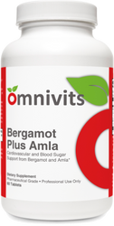 Citrus Bergamot Supplement