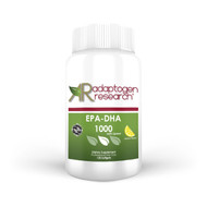 EPA DHA triglyceride Fish Oil 1000 with Lipase NO Burp