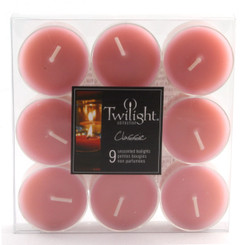 Baby Rosa Tealights | 9-pack