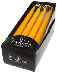 Bright Yellow Danish Taper