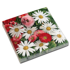 Flower Carpet Luncheon Napkin