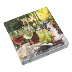 Grape Harvest Luncheon Napkin