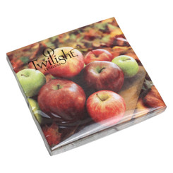 Colourful Apples Luncheon Napkin