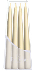 Ivory Danish Taper - 4-pack