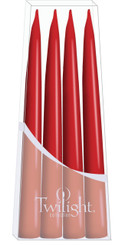 Red Danish Taper - 4-pack
