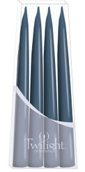 Blue Grey Danish Taper - 4-pack