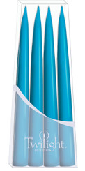 Aquamarine Danish Taper - 4-pack