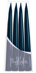 Navy Blue Danish Taper - 4-pack