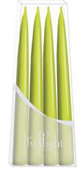 Lime Danish Taper - 4-pack