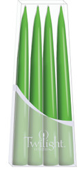 Bright Green Danish Taper - 4-pack