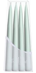 Pastel Teal Danish Taper - 4-pack