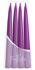 Purple Danish Taper - 4-pack
