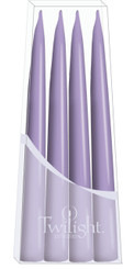Pastel Purple Danish Taper - 4-pack