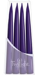 Violet Danish Taper - 4-pack
