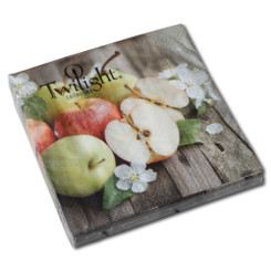 From Apple Tree Luncheon Napkin