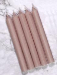 Beige Mini Candles | 12 Packs