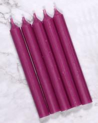 Purple Mini Candles | 12 Packs