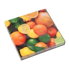 Summer Fruits Luncheon Napkin