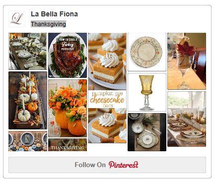 La Bella Fiona Pinterest