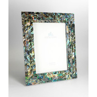 JWS Collections - Abalone Shell Picture Frames