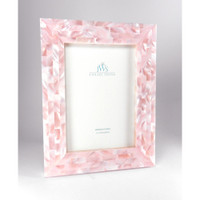 JWS Collections - Pink Mother of Pearl Picture Frames