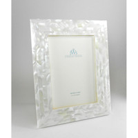 JWS Collections - White Mother of Pearl Picture Frames