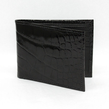 Black Alligator Wallet