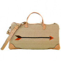 MZ - Straight as an Arrow Duffel Bag