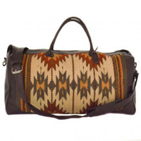 MZ - Earth's Eye Duffel Bag