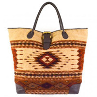 MZ - Caramel Spice Overnight Bag