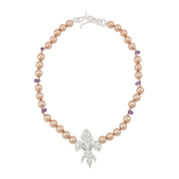 Mignon Faget Iris Necklace