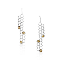 Mignon Faget - Hive Jeweled Dangles