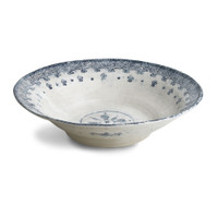 Burano Large Shallow Bowl