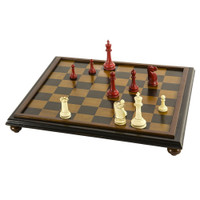 (Chess Pieces Not Included)