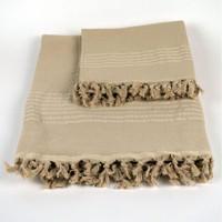 Turkish Peshtemals  and  Hand Towels