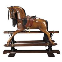 Victorian Saddle