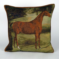 Equestrian Pillows
