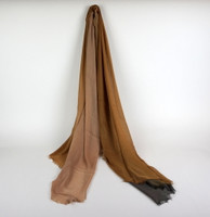 "Cashmere and Silk ""Dream"" Scarf - Camel"