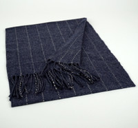 Cashmere - Pin Stripe Scarf
