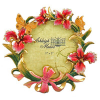 Ashleigh Manor - Hibiscus Picture Frame