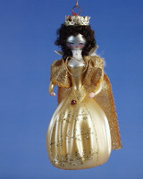 De Carlini Victorian Lady Ornament