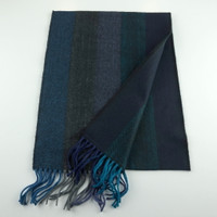 Cashmere Scarf- Multi Striped