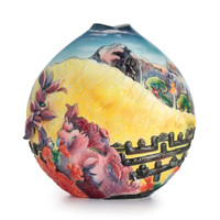 Franz - Sacred Mountain Vase
