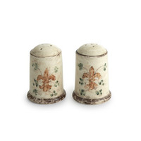 Arte Italica Medici Salt & Pepper Shakers