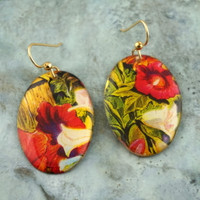 "Earrings ""Aloha"""