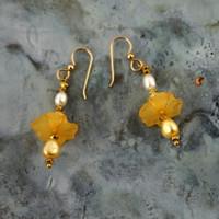 """""""Parasol"""" Earrings"""