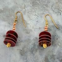"""Galassia"" Earrings"